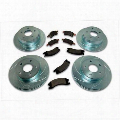 Stainless Steel Brakes Short Stop Brake Kit - A2370017