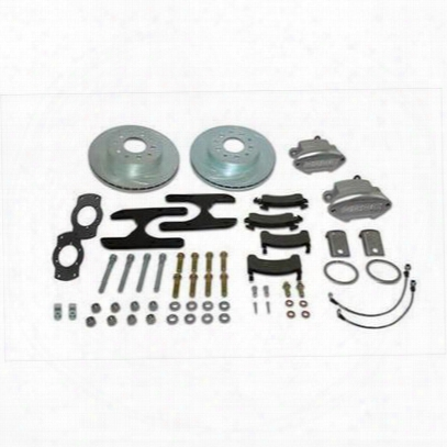 Stainless Steel Brakes Sport R1 Plus Disc Brake Conversion Kit (natural) - A130-4