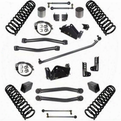 Synergy Manufacturing Stage 2 Suspension System, 3 Inch Lift Kit (right Hand Drive) - 8022-30-rhd