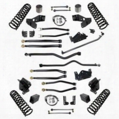 Synergy Manufacturing Stage 4 Long Arm Suspension System, 4-4.5 Inch Lift Kit (right Hand Drive) - 8044-45-rhd