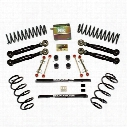 Skyjacker 2.5 Inch Value Flex Lift Kit with Hydro Shocks - TJ253K-SVX-H