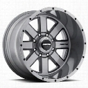 SOTA Offroad A.W.O.L., 20x10 Wheel with 6 on 135 Bolt Pattern - Anthra-Kote Black - 569AB-21063-25