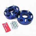 Spidertrax Offroad Wheel Spacers (Anodized Blue) - WHS003