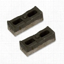 Tuff Country Axle Lift Blocks - 79005