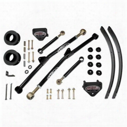Tuff Country 3 Inch Long Arm Suspension Lift Kit - 33915