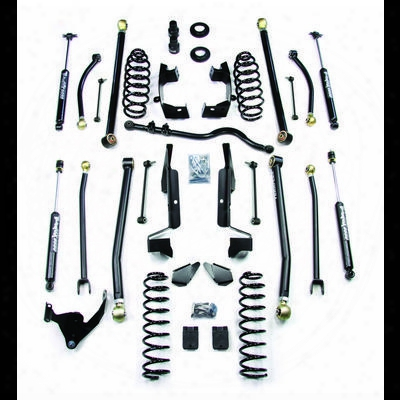 Teraflex 2.5 Inch Elite Lcg Long Flexarm Lift Kit With 9550 Shocks - 1257200