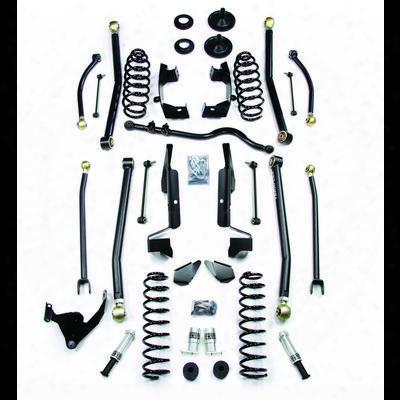 Teraflex 2.5 Inch Elite Lcg Long Flexarm Lift Kit With Speedbumps - 1257292