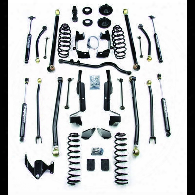 Teraflex 3 Inch Elite Lcg Long Flexarm Lift Kit With 9550 Shocks - Right Hand Drive - 1257360