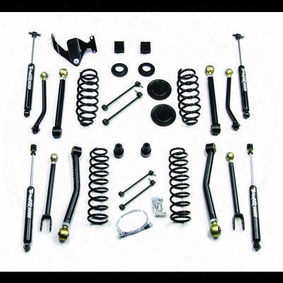 Teraflex 3 Inch Lift Kit With 8 Flexarms And 9550 Shocks - Right Hand Drive - 1451362