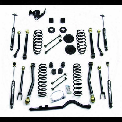 Teraflex 3 Inch Lift Kit With 8 Flexarms, Front Track Bar And 9550 Shocks - 1451333
