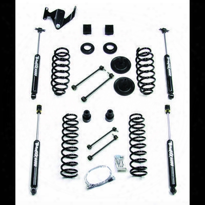 Teraflex 3 Inch Lift Kit With 9550 Shocks - 1251200