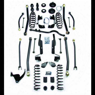 Teraflex 4 Inch Elite Lcg Long Flexarm Lift Kit - 1457400