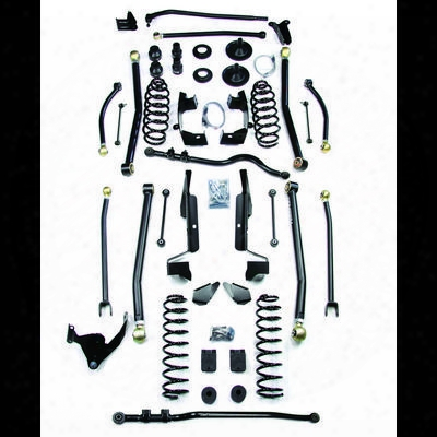 Teraflex 6 Inch Elite Lcg Long Flexarm Lift Kit - 1457602