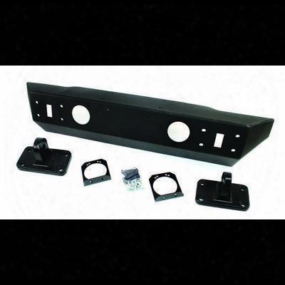 Teraflex Explorer Front Bumper (black) - 4653120