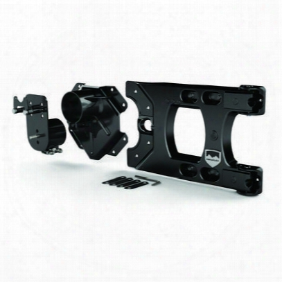 Teraflex Heavy-duty Hinged Carrier And Adjustable Spare Tire Mounting Kit - 4838150