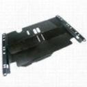 TeraFlex BellyUp Transfer Case Skid Plate (Black) - 4648403