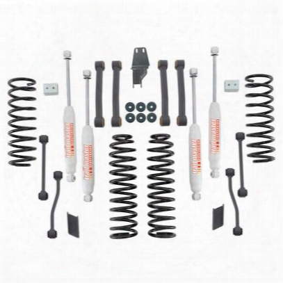 Trail Master 3.5 Inch Lift Kit With Ngs Shocks - Tm3835-40013