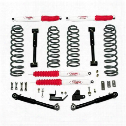 Tuff Country 3.4 Inch Lift Kit W/ Shocks - 43902kh