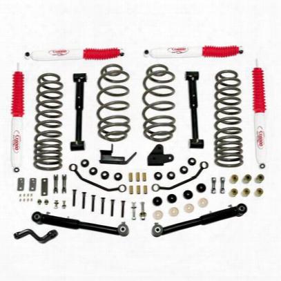 Tuff Country 4 Inch Lift Kit W/ Shocks - 44902kn