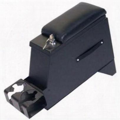 Tuffy Series Ii Security Cosnole (black) - 023-01