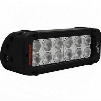 Vision X Lighting 8 Inch Xmitter Prime Xtreme Wide Beam Led Light Bar - 9115696