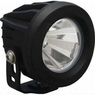 Vision X Lighting Optimus Round Series Prime 60 Degree Black Led Light - Spot Beam - 9141169