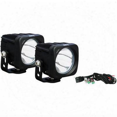 Vision X Lighting Optimus Series Prime 20-degree Led Black Light Kit - Narrow Beam - 9138015