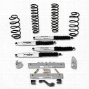 Warrior 4 Inch Economy Lift Kit - 30841