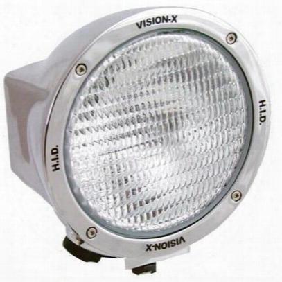 Vision X Lighting 6500 Series 6.7 Inch Round Flood Beam Hid - 400334 7