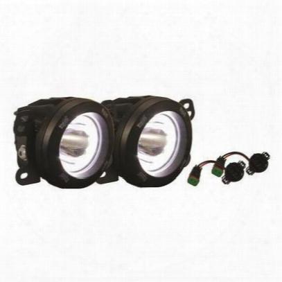 Vision X Lighting Fog Light Kit With Halo - 9891828