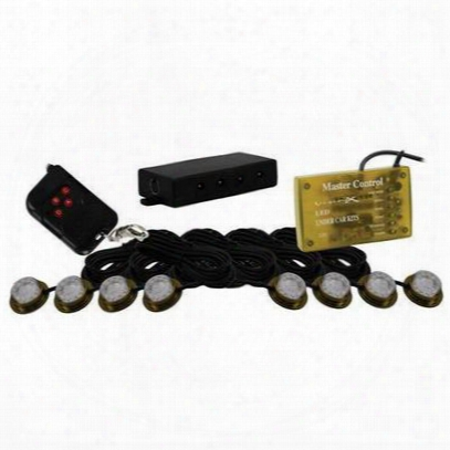 Vision X Lighting Tantrum Led Rock Light Kit Amber - 4005662