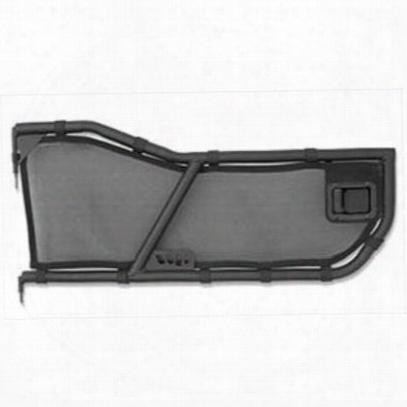 Warrior Adventure Door Mesh Covers (black Mesh) - 90778