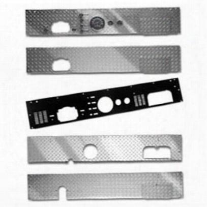 Warrior Dash Panel (brushed) - 60423