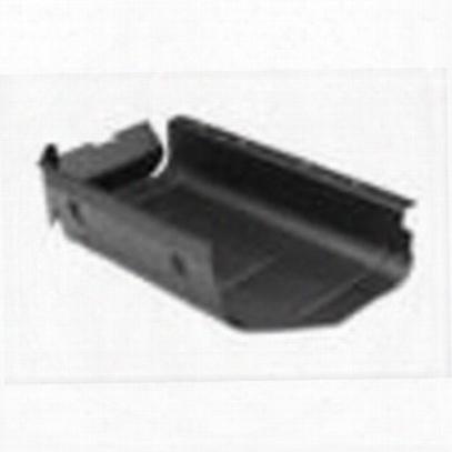 Warrior Fuel Tank Skid Plate (black) - 90710