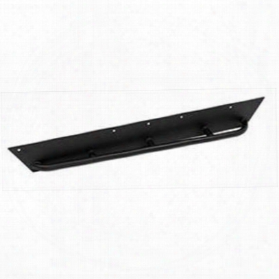 Warrior Rock Sliders With Step Bar (black) - 90995