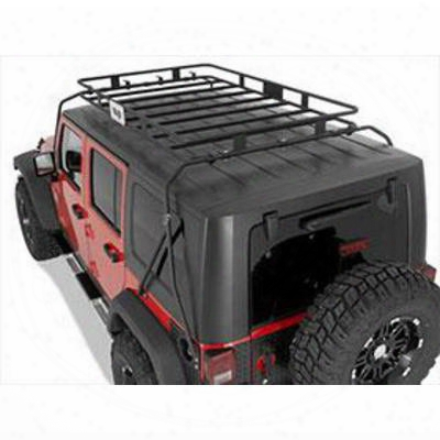 Warrior Safari Sport Rack For Jk Wrangler Unlimited - 879