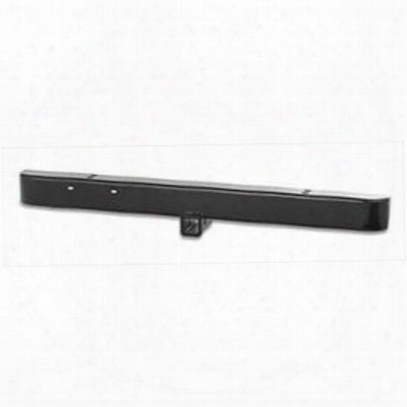 Warrior Standard Front Bumper With 2 Inch Receiver (black) - 525
