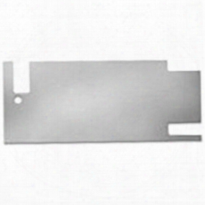 Warrior Tailgate Cover (polished Aluminum) - 909dpa