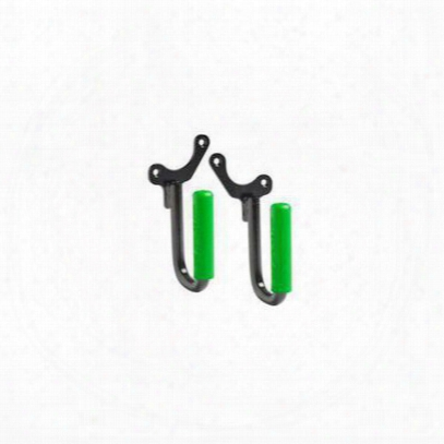 Welcome Distributing Grabars With Green Grips - 1019g