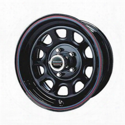 American Racing Ar767 Series, 15x10 Wheel With 5 On 4.5 Bolt Pattern - Gloss Black - Ar7675165