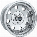 American Racing Baja, 15x8 Wheel with 5 on 5.0 Bolt Pattern - Polished - AR1725873