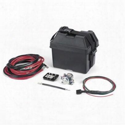 Warn Atv / Utv Dual Battery Control Kit - 77977