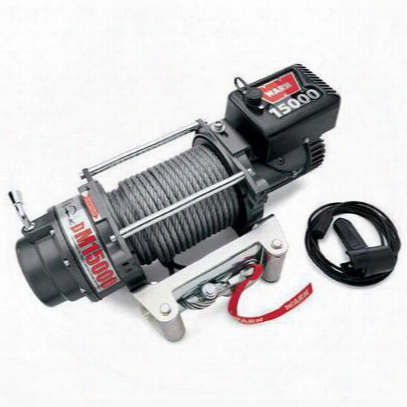 Warn M15000 Self-recovery Winch - 478022