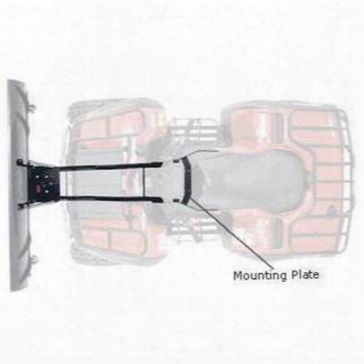 Warn Provantage Atv Plow Center Mounting Kit - 63936
