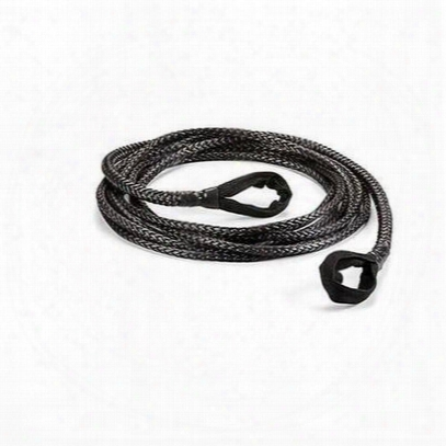 Warn Spydura Synthetic Rope Extension (black) - 93118