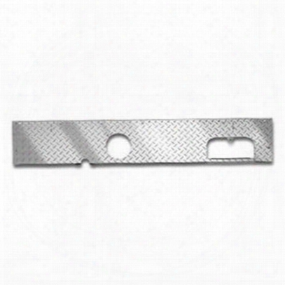 Warrior Dashboard (diamond Plate) - 90414