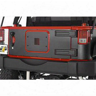 Warrior Tailgate Cover (12-gauge Steel) - S920d