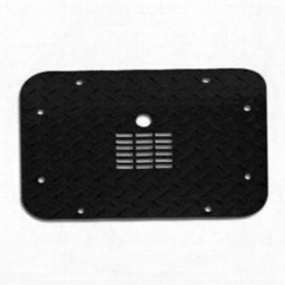 Warrior Tailgate Cover (black Diamond Plate) - 920d-3pc