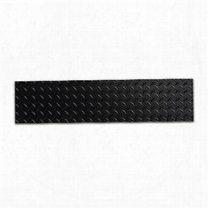 Warrior Tailgate Insert (aluminum Diamond Plate) - 933