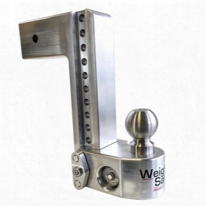 Weigh Safe 10 Inch Adjustable Ball Mount - Ws10-3
